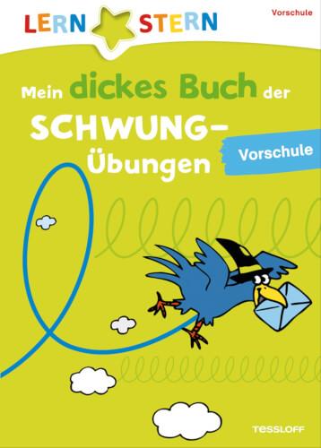 Tessloff Mein Dickes Buch Der Schwungübungen Vorschule 25337