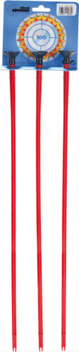 Bogenpfeil 42cm 3er-Set Saugk