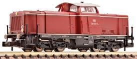 Fleischmann FM723007 Diesellok BR 212 rot