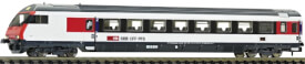Fleischmann FM890184 EW IV Steuerwagen, SBB