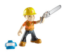 Mattel Bob der Baumeister Kleine Metall-Figuren