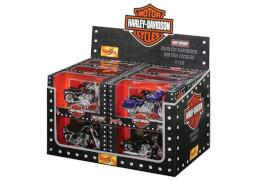 Maisto Harley, verschiedene Modelle 1:18, sortiert