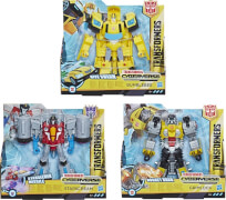 Hasbro E1886EU4 Transformers CYB Action Attackers Ultra Figur, ab 6 Jahren