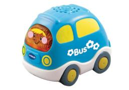 Vtech 80-119514 Tut Tut Baby Flitzer - Bus, blau, ab 12 Monate - 5 Jahre, Kunststoff
