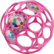 Oball Rattle 10 cm - Pink