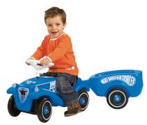 BIG-BOBBY-CAR-TRAILER BLAU