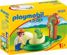 Playmobil 9121 Dino-Baby im Ei