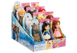 Minipuppen, Disney Princess und Frozen, ca. 7,5 cm, sortiert