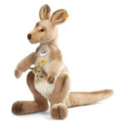 Steiff Kango Känguru mit Baby, 40 cm