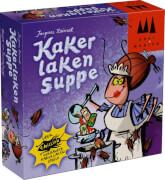 Schmidt Spiele DREI MAGIER SPIELE Kakerlakensuppe
