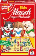 Schmidt Spiele 40534 Mensch Ärgere Dich Nicht, Kids-Edition, 2 bis 4 Spieler, ab 4 Jahre