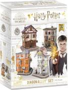 Revell 3D-Puzzle Harry Potter Diagon Alley# Set