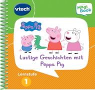 Vtech 80-480404 Lernstufe 1 - Lustige Geschichten mit Peppa Pig
