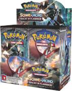 Pokémon Sonne & Mond 03 Nacht in Flammen Booster