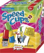 AMIGO 04982 Speed Cups 2, Geschicklichkeitsspiel, für 2-6 Spieler, Spieldauer: 15 Minuten, ab 6 Jahren