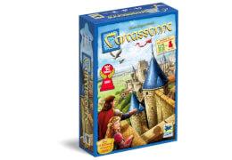 Schmidt Spiele Hans im Glück Carcassonne, neue Edition