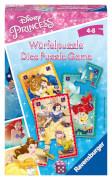 Ravensburger 23452 Disney Princess Würfelpuzzle Mitbringspiel