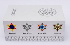 GeoBender® Cube  2er Geschenkbox ''Primary®''