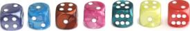 Würfel Pearl 16 mm in der Dose