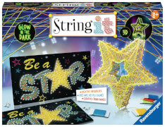 Ravensburger 18052 String it Maxi 3D-Stars