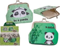 Geldbörse Panda sortiert