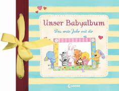 Loewe Unser Babyalbum: Das erste Jahr mit dir