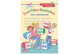 Lesemaus Sonderband zum Lesenlernen: Starke Conni Silben-Geschichten, Hardcover, 96 Seiten, ab 6 Jahren