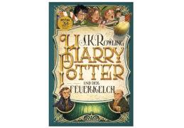 Harry Potter - Teil 4: Harry Potter und der Feuerkelch, Hardcover, 704 Seiten, ab 10 Jahren
