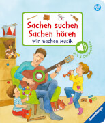 Ravensburger 43772 Sachen suchen, Sachen hören: Musik