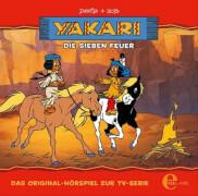 Yakari - Folge 21: Die sieben Feuer (CD)