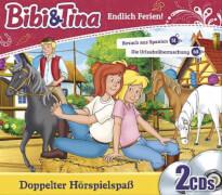 CD  Bibi & Tina - CD-Box: Endlich Ferien!