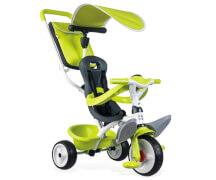 Smoby Dreirad Baby Balade grün