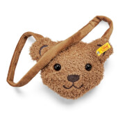 Steiff Teddy Tasche, braun, 21 cm