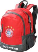 FC Bayern Kindergartenrucksack FC Bayern rot