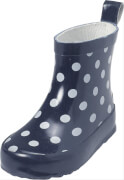 Playshoes Gummistiefel Punkte blau, Gr. 20